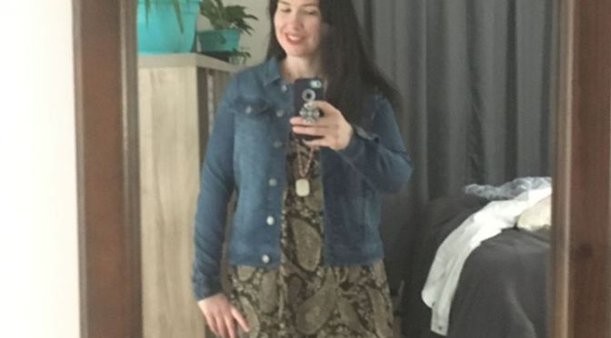 The World's Greatest Jean Jacket: Costco Find!