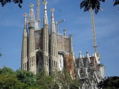 Sagrada Familia - Chasing Starry Skies