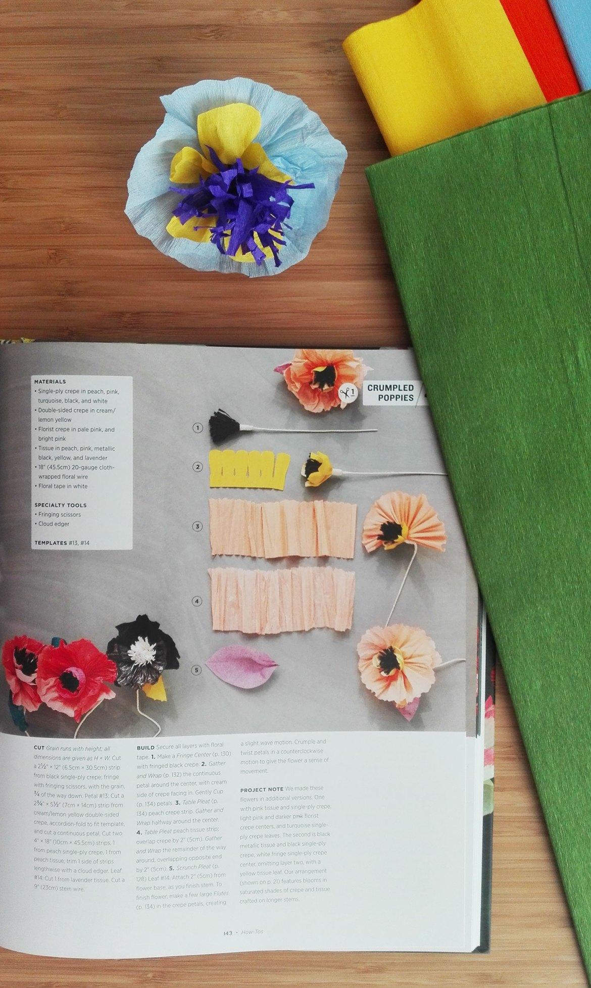 libro paper to petal