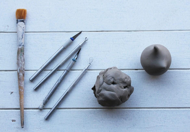 strumenti lavorazione ceramica