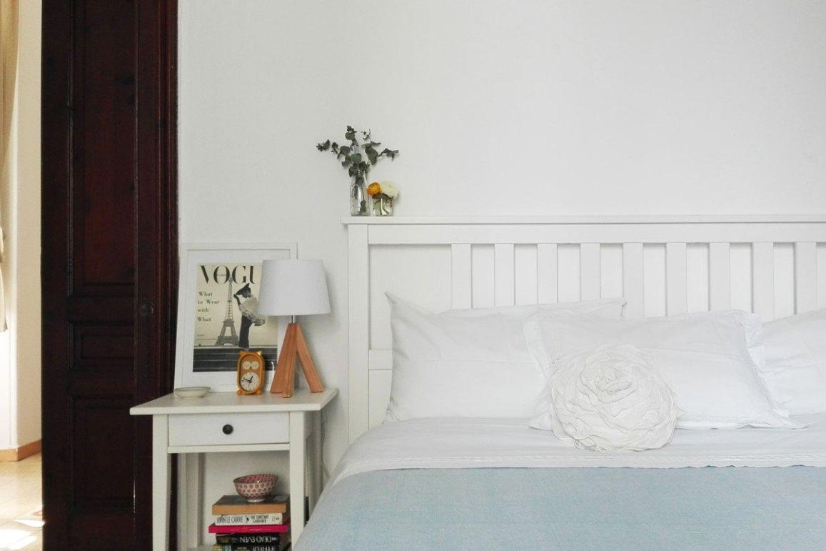 Parete Grigia Camera Da Letto 5 idee creative per la parete dietro il letto • chasing the