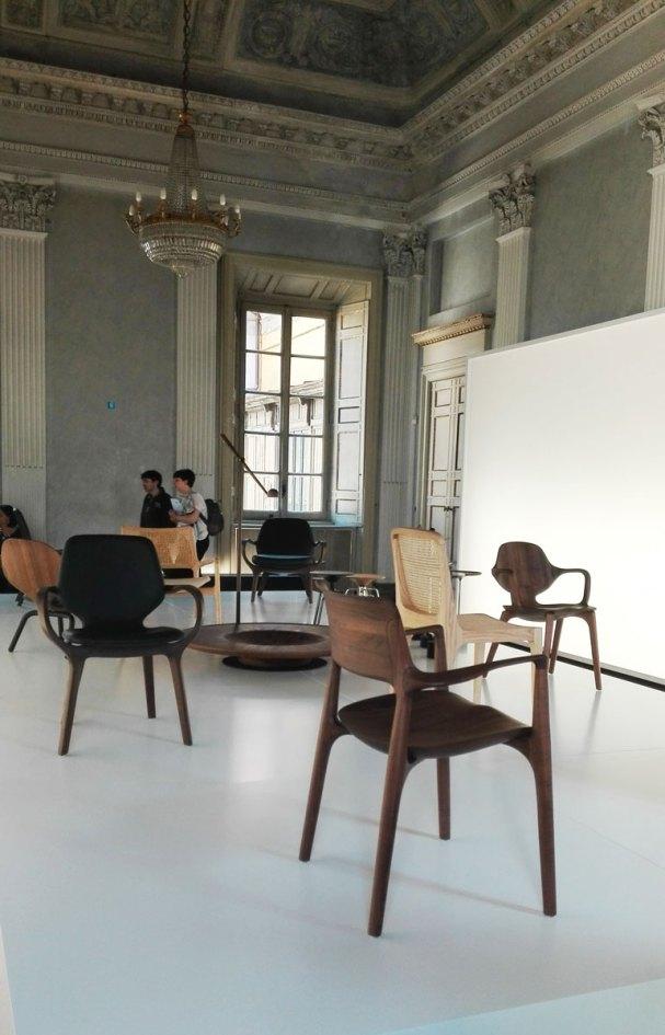 Design contemporaneo a Palazzo Litta