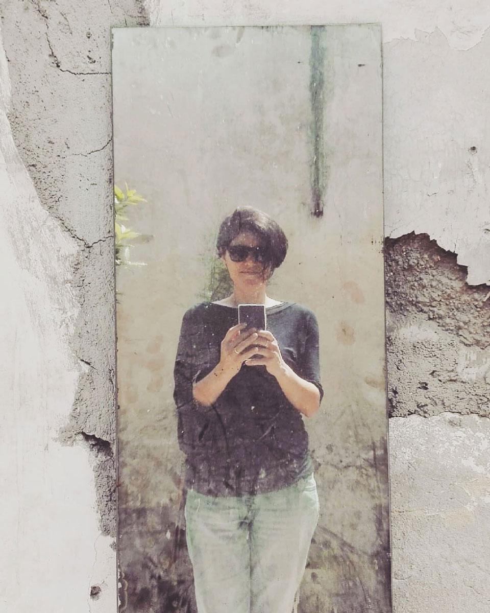 specchio vecchio
