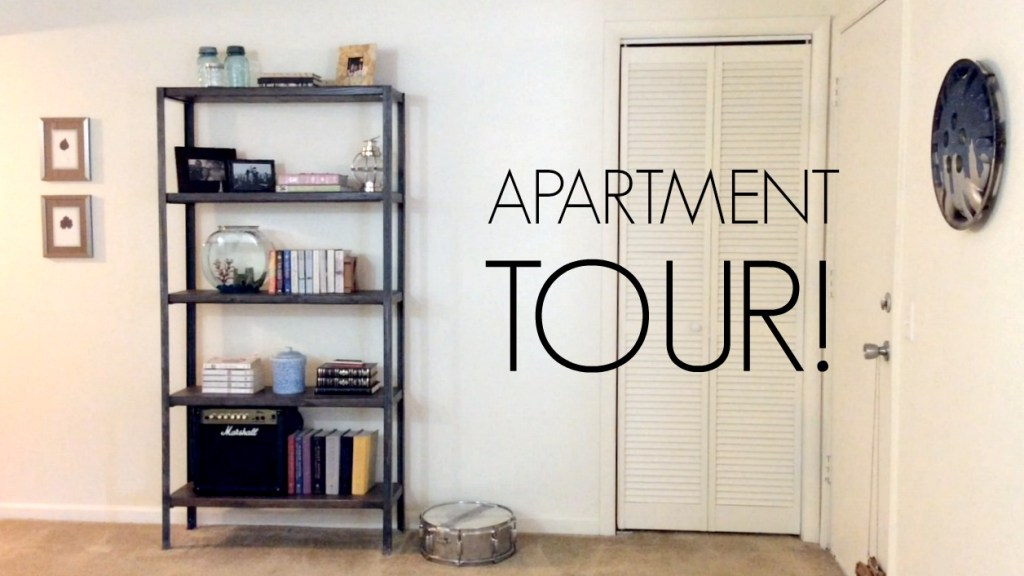 Minimalist Apartment Tour