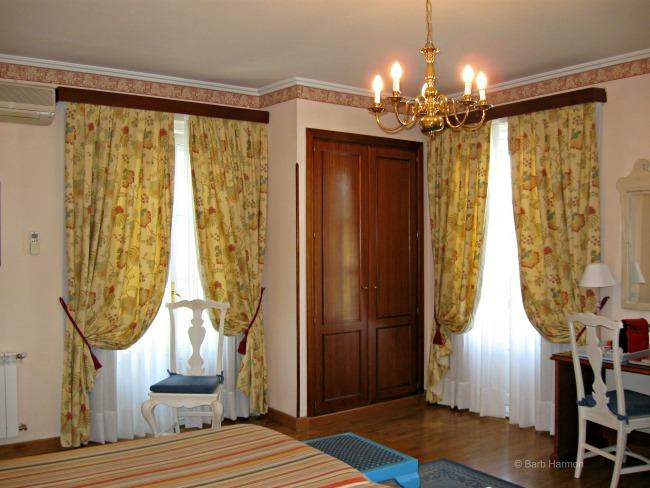 Room 407- Hotel Infanta Isabel- Segovia