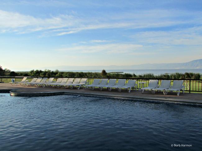 Pool at Real de Chapala