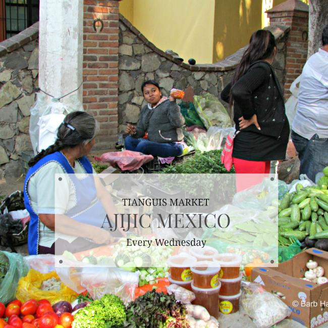 Tianguis market