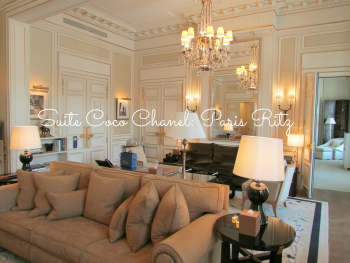 Coco Chanel Suite