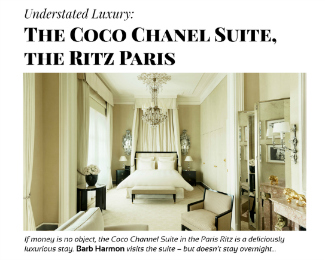 Coco Chanel article