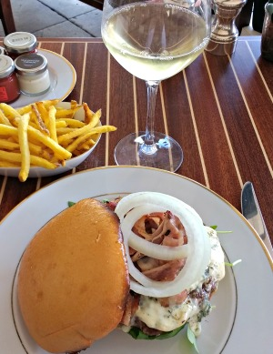 Biglari Café in Saint Tropez, France