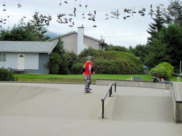 hunter skate park & shoes