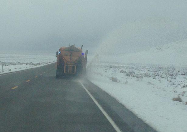 nevada snowplow