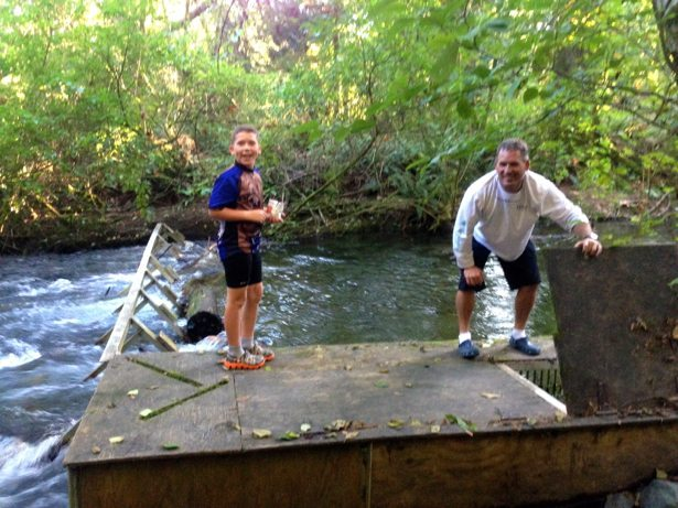 tim hunter campbell river salmon