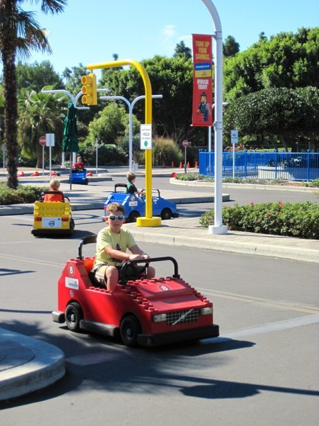 hunter legoland driving