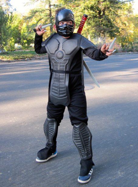 hunter ninja