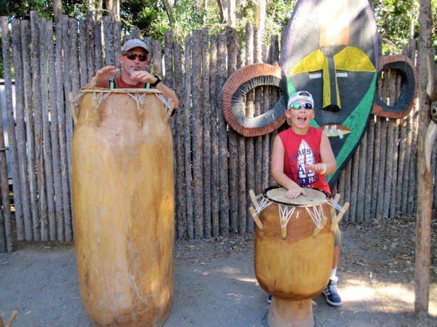 tim hunter safari drums