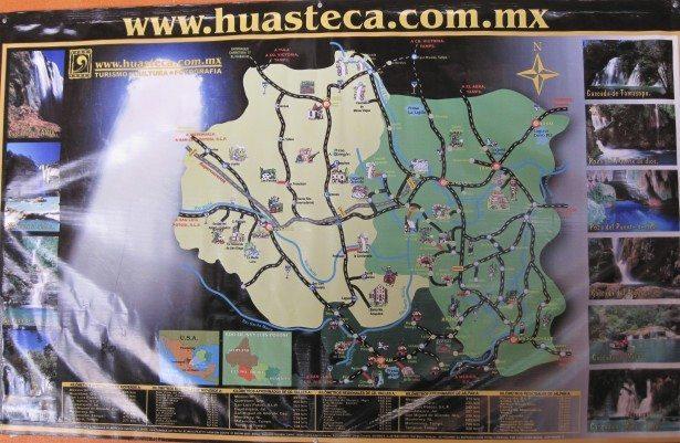 huasteca map 2