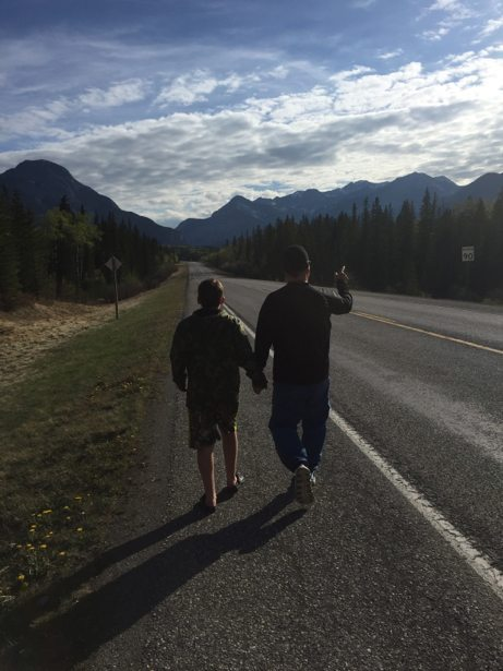 kananaskis walk