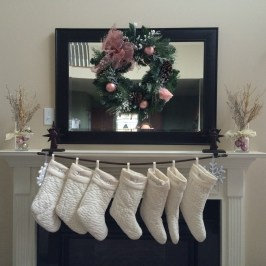 our stockings hung with love