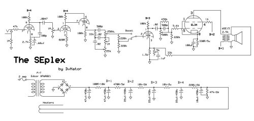 small resolution of here is the schematic