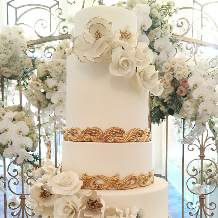 ornate-gold-cake