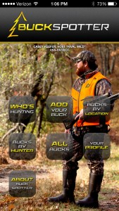 "Hunter Safety System Launches the New ""Buck Spotter"" Mobile App"