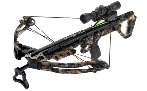 The All-New Carbon Express Covert™ 3.4 Crossbow Delivers when Called Upon