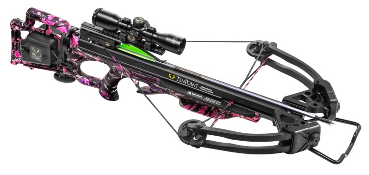 Moon Shine Camo® Partners with TenPoint Crossbow Technologies®