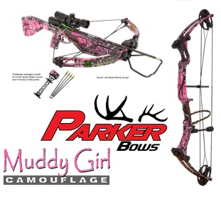 Muddy Girl Finds New Partner with Parker