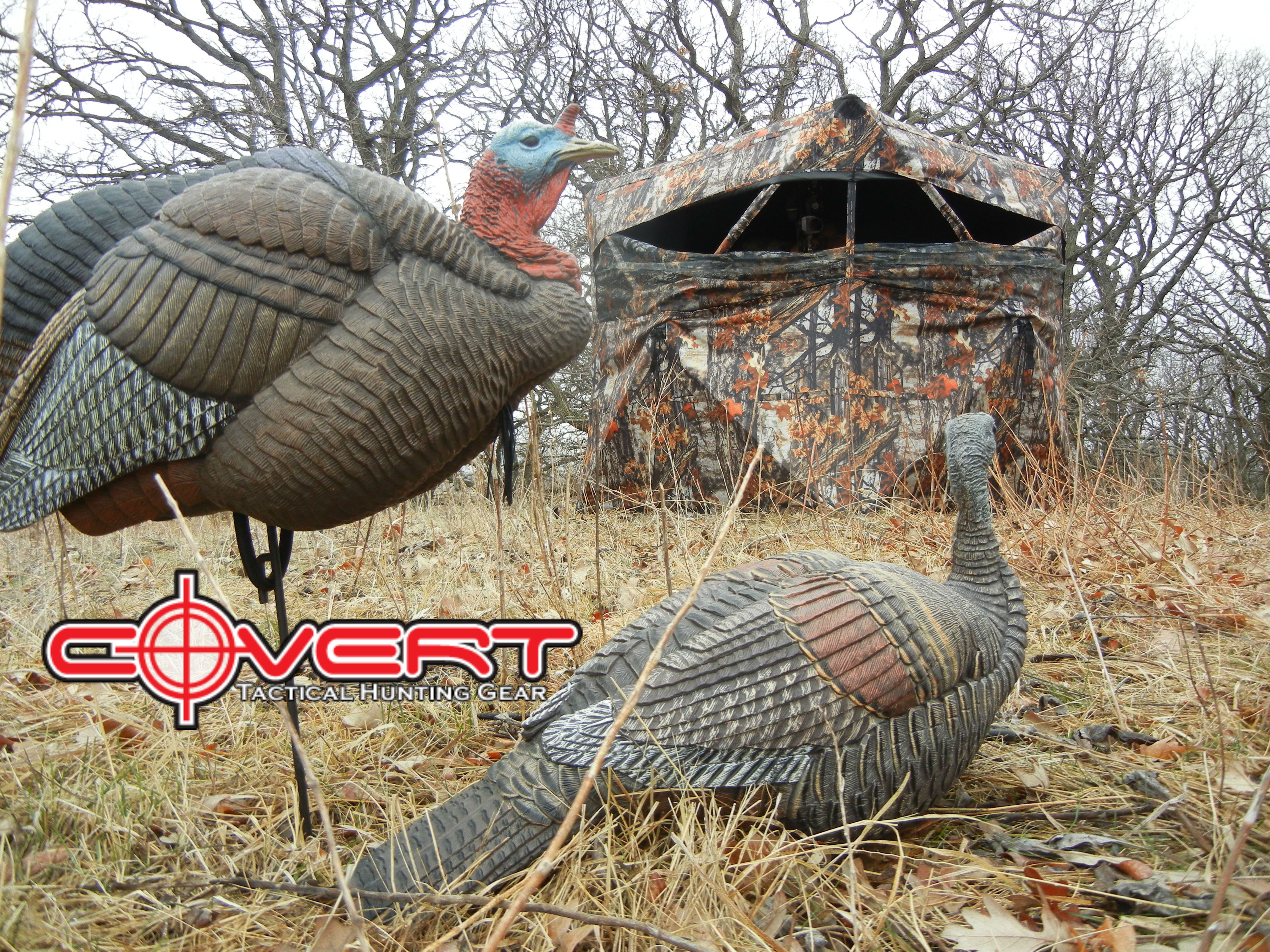 Covert Hunting Blinds is proud to announce a partnership with Licensed to Kill Outdoors TV