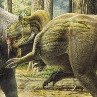 Vintage Dinosaur Art: My Favorite Dinosaurs - Part 1