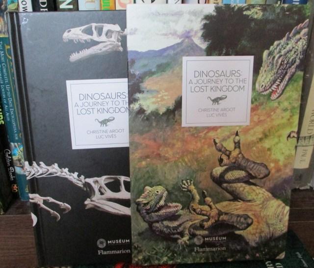 Dinosaurs: AJTTLK covers