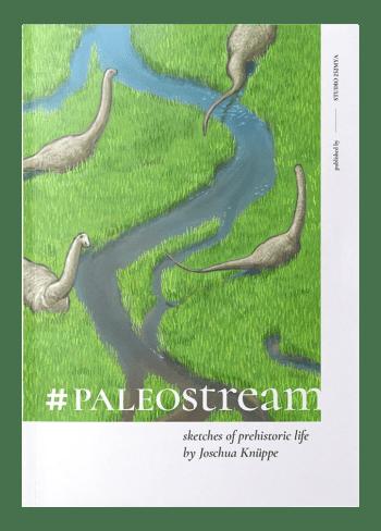 "Cover of Joschua Knuppe's ""Paleostream"" ebook"