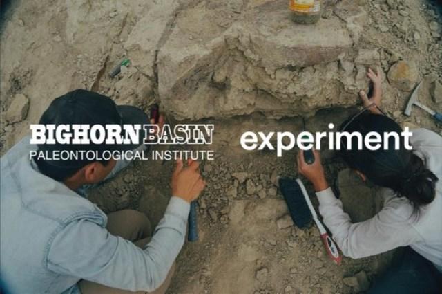 Bighorn Basin Paleontological Institute's Experiment.com crowdfunding challenge