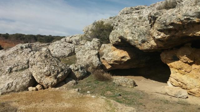 El Toril Cave in Spain