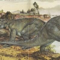 Vintage Dinosaur Art: Dinosaurs (St Michael) – Part 2