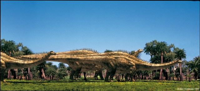 Walking With Dinosaurs Diplodocus