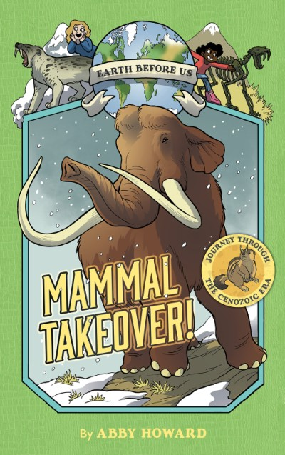 Book cover of Abby Howard's Mammal Takeover