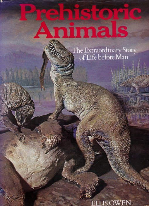 Prehistoric Animals (Octopus) - cover