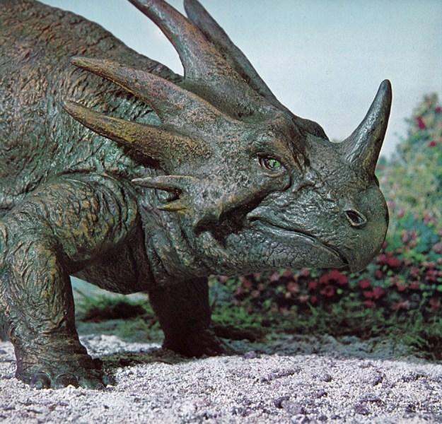 Styracosaurus by Arthur Hayward