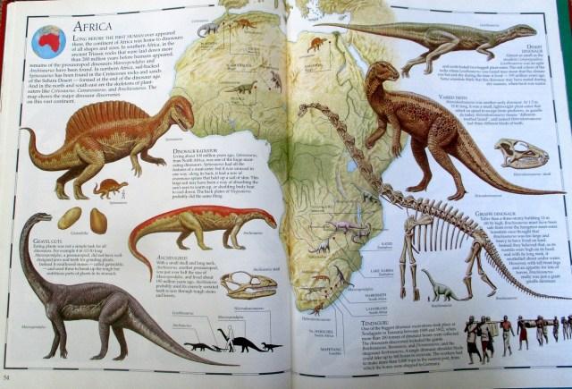 Great Dinosaur Atlas Africa
