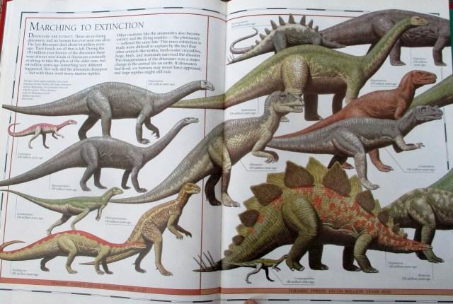 Great Dinosaur Atlas - March to Extinction