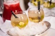 Wedding Caprioska Cocktails
