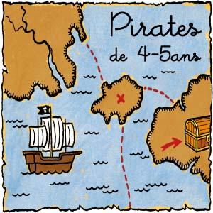 chasse au tresor pirate enfants 4 5 6 ans chasse au tresor