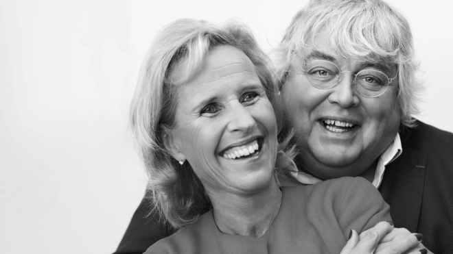 Monique de Vos over haar man Ton Elias: 'Toen ik Ton ontmoette, vond ik hem een draak van een vent'