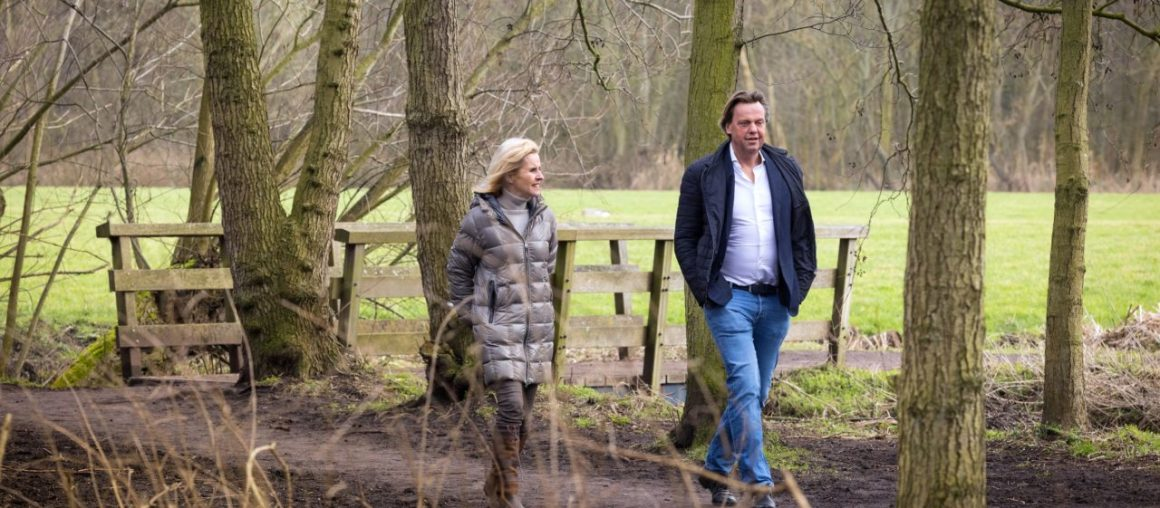 Een wandeling met David Sanderse (Marsh/Mercer Nederland): 'We zijn het enige land waar Marsh en Mercer volledig zijn geïntegreerd'