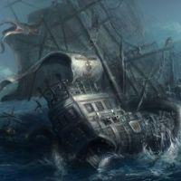 Le Kraken, l'angoisse des profondeurs