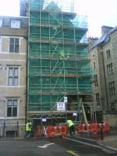 Toward John Smith Square