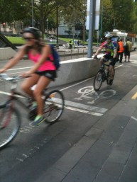 South of Yarra style - lycra team