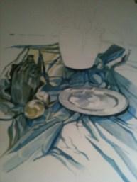 Still life III - Tonal Paint